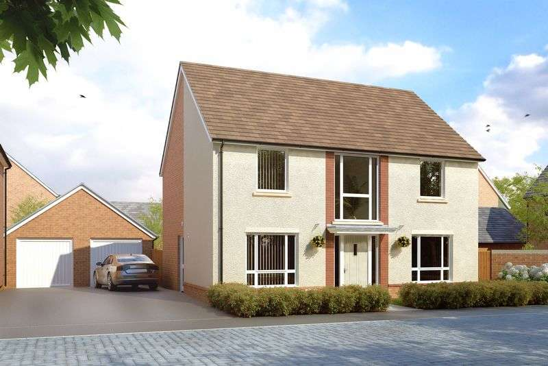 4 Bedrooms Detached House for sale in Old Sarum, Salisbury
