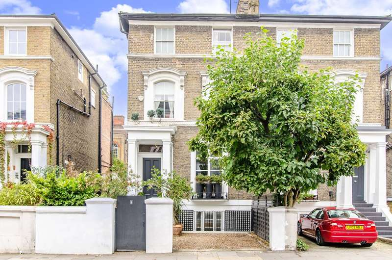 5 Bedrooms Semi Detached House for sale in Gunter Grove, Chelsea, SW10