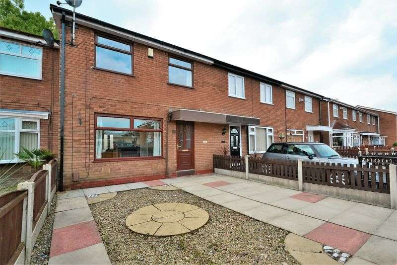3 Bedrooms Terraced House for sale in Lowry Drive, Swinton