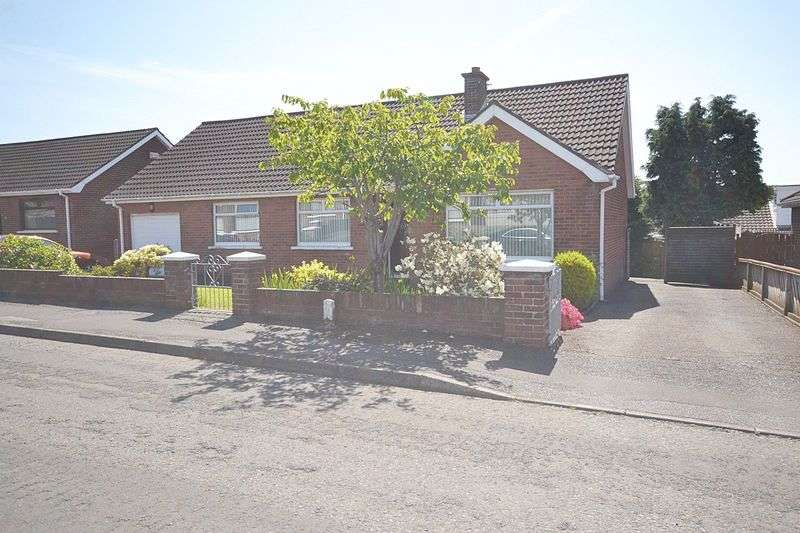 3 Bedrooms Detached Bungalow for sale in Edward Drive, Carrickfergus