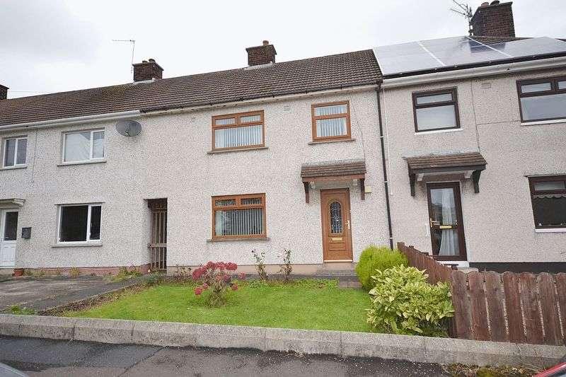 3 Bedrooms Terraced House for sale in Fergus Avenue, Carrickfergus