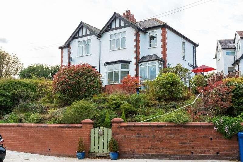 3 Bedrooms Semi Detached House for sale in Brock Mill Lane, Wigan