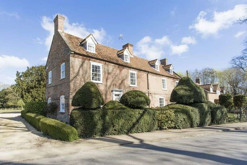 7 Bedrooms Detached House for sale in Park Cottage, Church End, Frampton, Lincolnshire