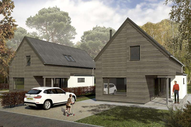 4 Bedrooms Detached House for sale in Coylumbridge, PH22 1QH