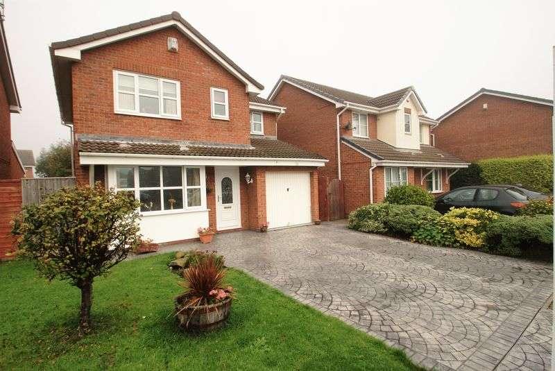 3 Bedrooms Detached House for sale in Lancaster Drive, Marske
