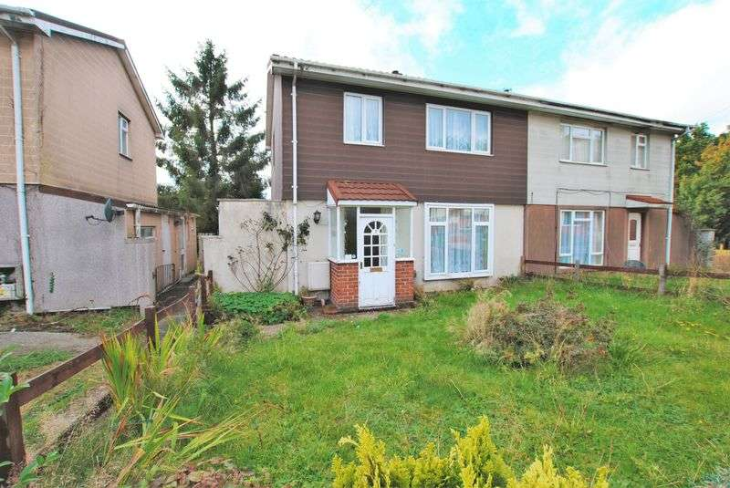 3 Bedrooms Semi Detached House for sale in Barnfield Way, Weston