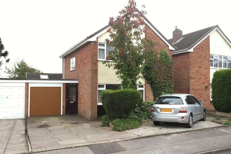 4 Bedrooms Detached House for sale in Whetstone Lane, Aldridge, Walsall.