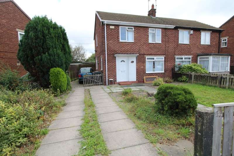 2 Bedrooms Semi Detached House for sale in Birchington Avenue, Middlesbrough, TS6