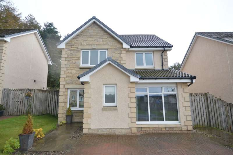 4 Bedrooms Detached House for sale in Balgeddie Park, Glenrothes, KY6