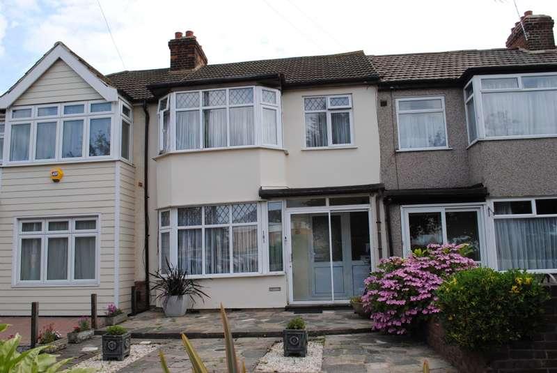 3 Bedrooms Terraced House for sale in Upper Rainham Road, Hornchurch