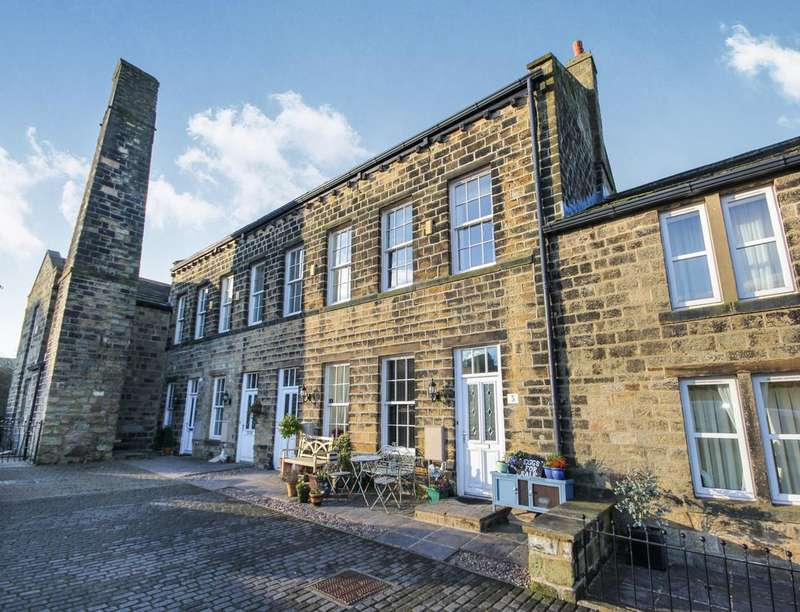 4 Bedrooms Property for sale in Dunkirk Mill Hawksbridge Lane, Oxenhope, Keighley, BD22