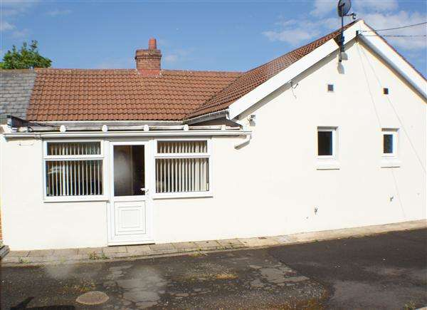 1 Bedroom Bungalow for sale in Eden Cottages, Leadgate, Consett
