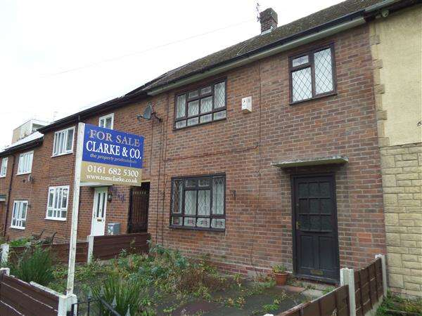 3 Bedrooms Town House for sale in Torksey Walk, Manchester