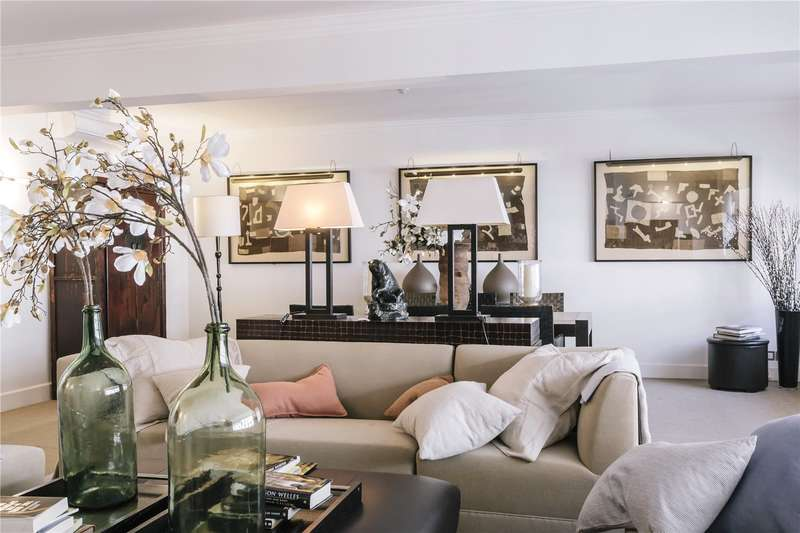 5 Bedrooms Flat for sale in Chalfont House, 19-21 Chesham Street, London, SW1X