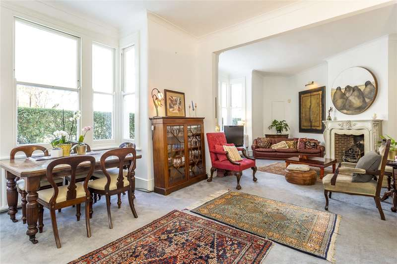 3 Bedrooms Terraced House for sale in Fernhurst Road, Fulham, London, SW6