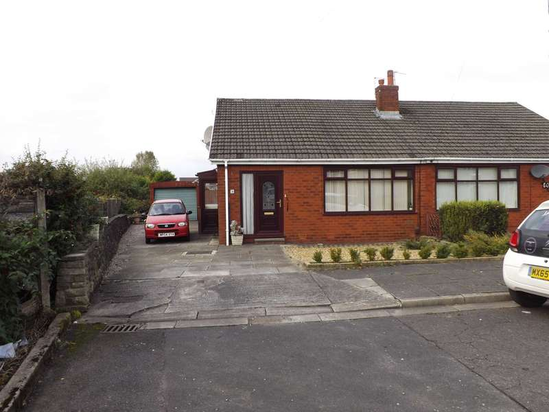 2 Bedrooms Semi Detached House for sale in Stanley Grove, Horwich
