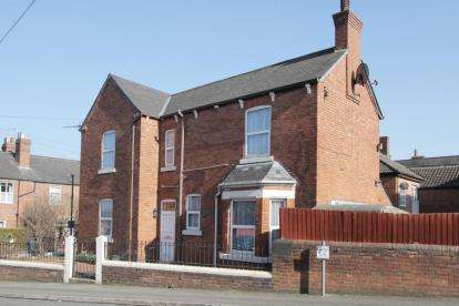 6 Bedrooms Detached House for sale in Highfield Road, Chesterfield, Derbyshire