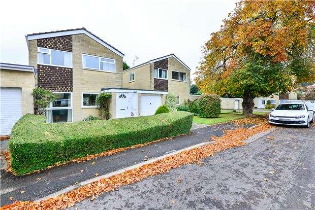 3 Bedrooms Link Detached House for sale in Badminton Gardens, BATH, BA1 2XS