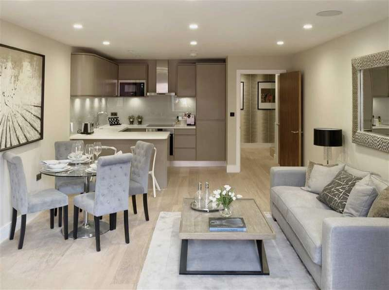 2 Bedrooms Property for sale in Madison Apartments, Fulham, SW6