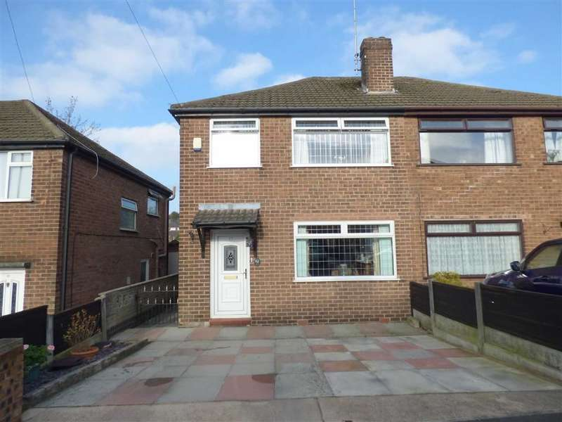 3 Bedrooms Property for sale in Hillside Drive, Middleton, Manchester, M24