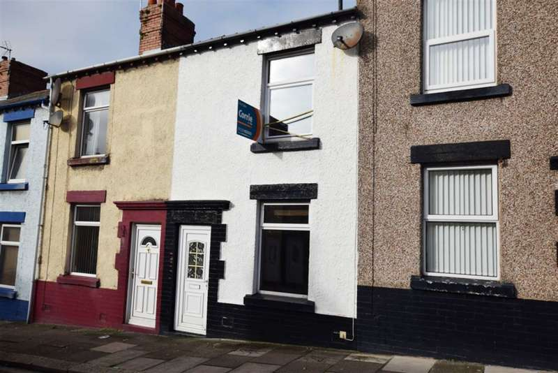 3 Bedrooms Property for sale in Dominion Street, Barrow In Furness, Cumbria