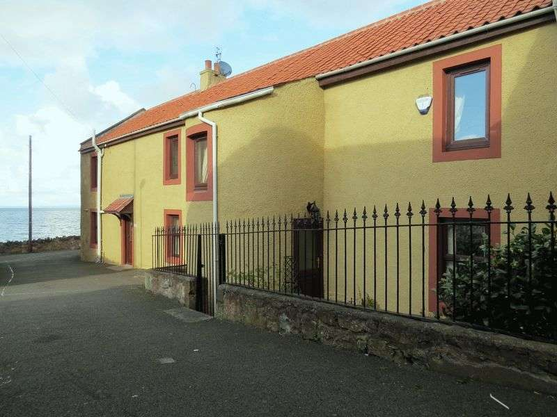 4 Bedrooms Cottage House for sale in 200 High Street, Prestonpans