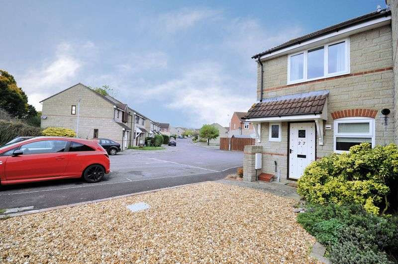2 Bedrooms Terraced House for sale in Wedmore Close, Frome