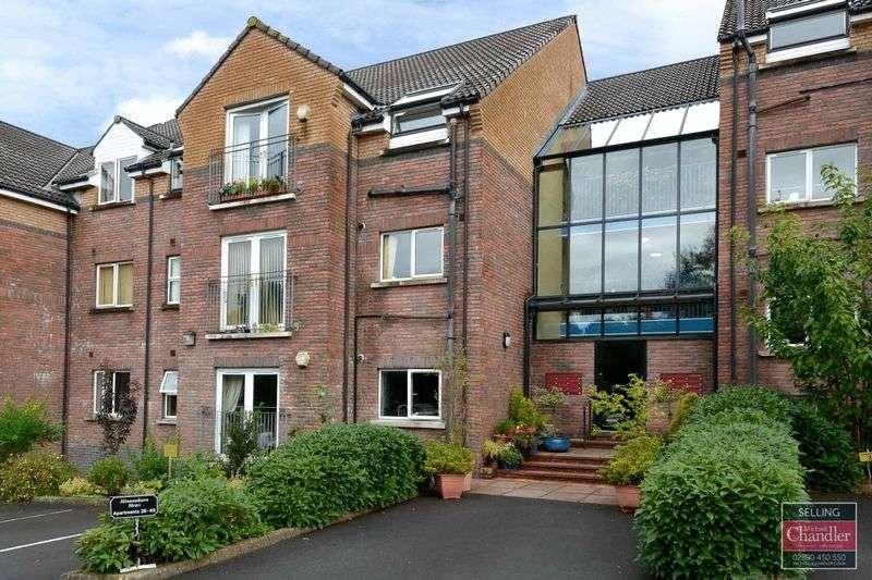 2 Bedrooms Flat for sale in 38 Minnowburn Mews, Belfast, BT8 8ST