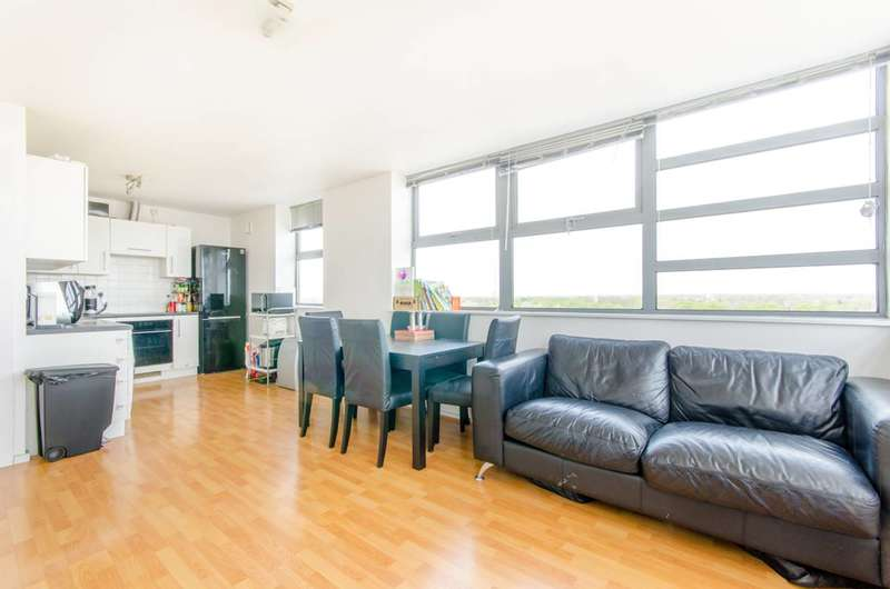 2 Bedrooms Flat for sale in Lumiere Building, Forest Gate, E7