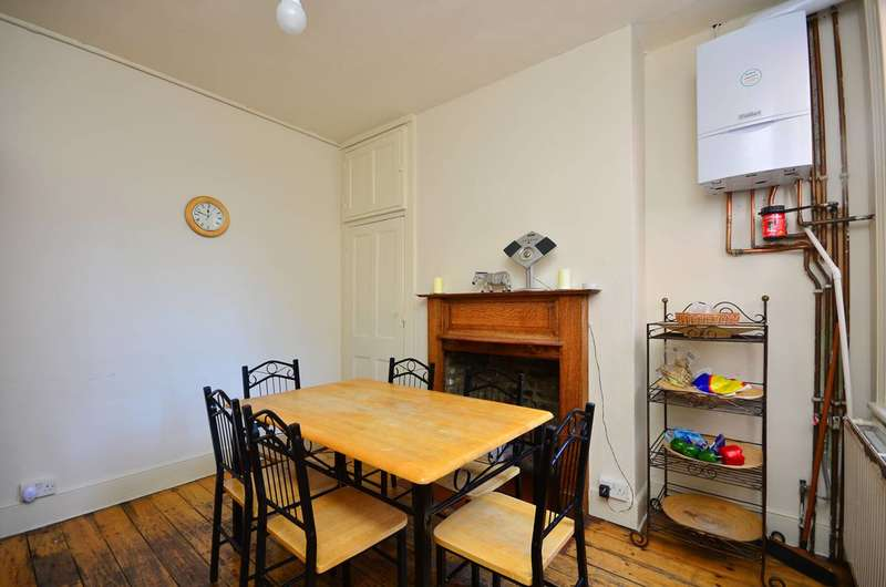 4 Bedrooms Terraced House for sale in Wavertree Road, Streatham Hill, SW2