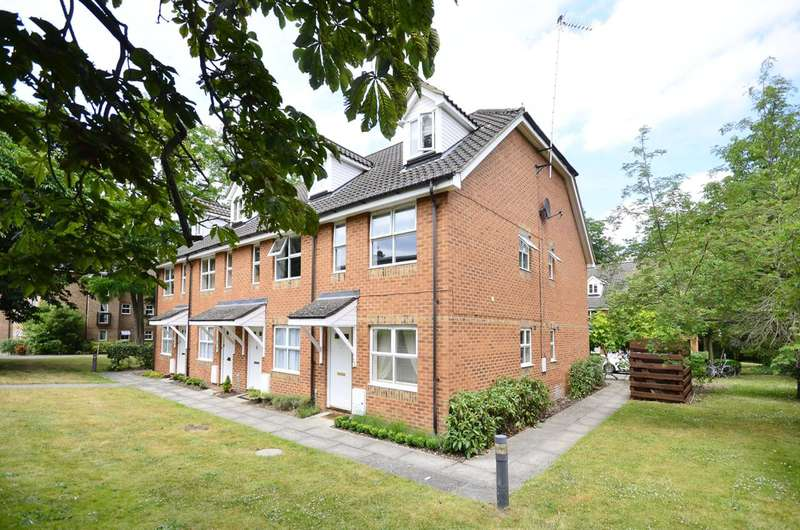 1 Bedroom Maisonette Flat for sale in Burghley Hall Close, Southfields, SW19