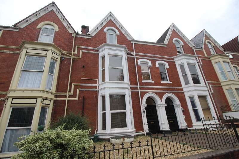 1 Bedroom Flat for sale in Sketty road, Swansea, Swansea, SA2