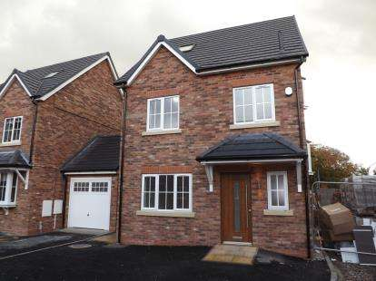 4 Bedrooms Detached House for sale in Badgers Close, Rainhill, Prescot, Merseyside, L35