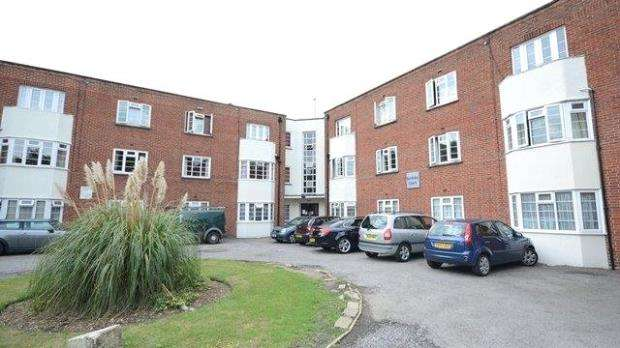 1 Bedroom Apartment Flat for sale in Berkeley Court, Coley Avenue, Reading