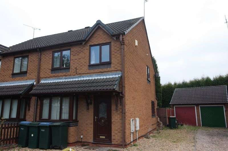 3 Bedrooms Semi Detached House for sale in Glenmore Drive, Coventry