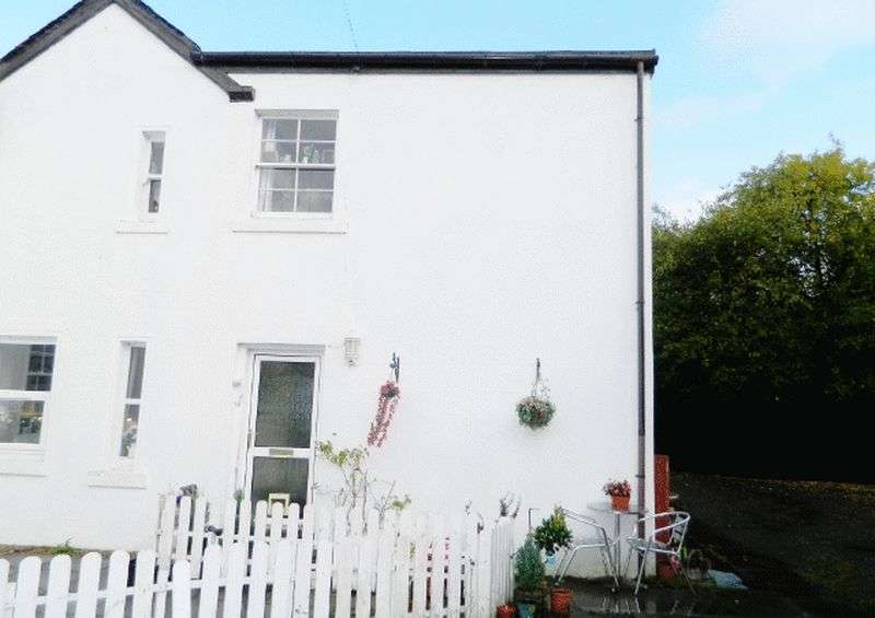 2 Bedrooms Semi Detached House for sale in 14 CAMPBELL STREET, DOLLAR