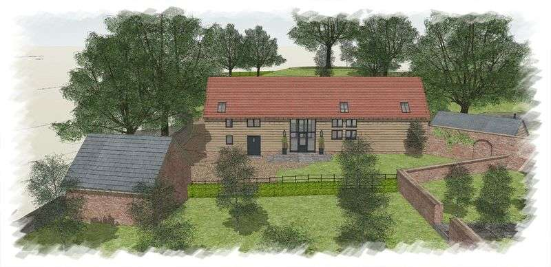 4 Bedrooms House for sale in West Felton, Oswestry