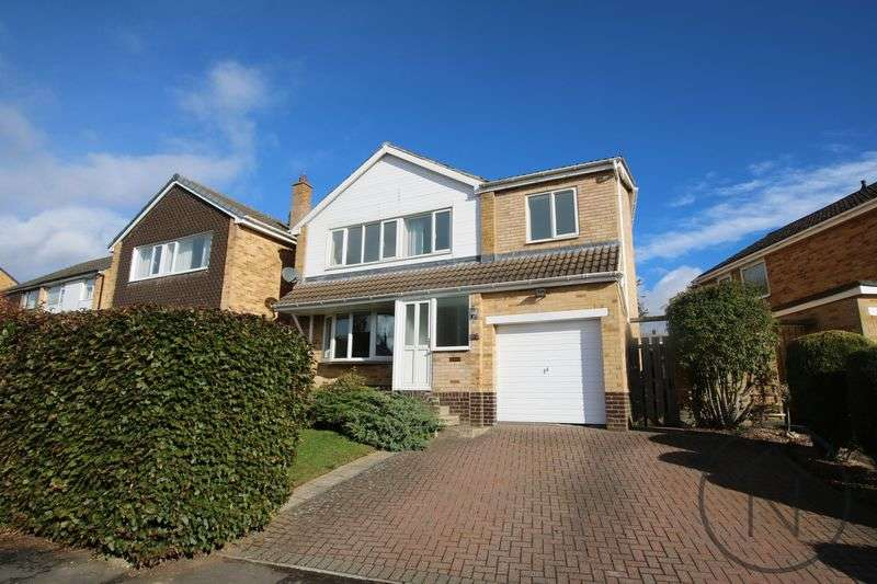 4 Bedrooms Detached House for sale in Westwood Avenue, Heighington Village