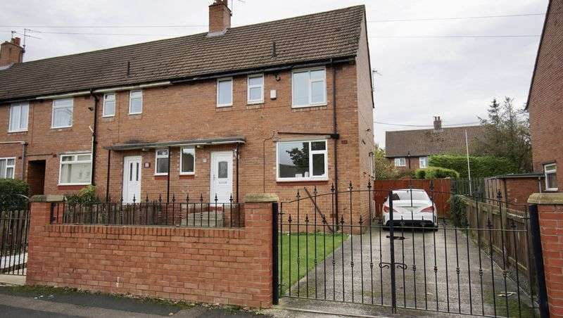 3 Bedrooms Terraced House for sale in ELMSFORD GROVE, Benton