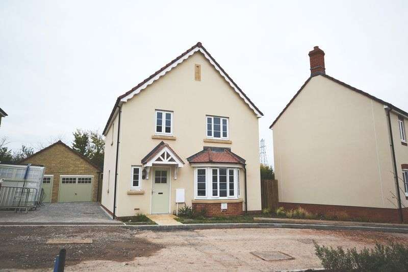 4 Bedrooms Detached House for sale in Whitley Meadows, Woolavington