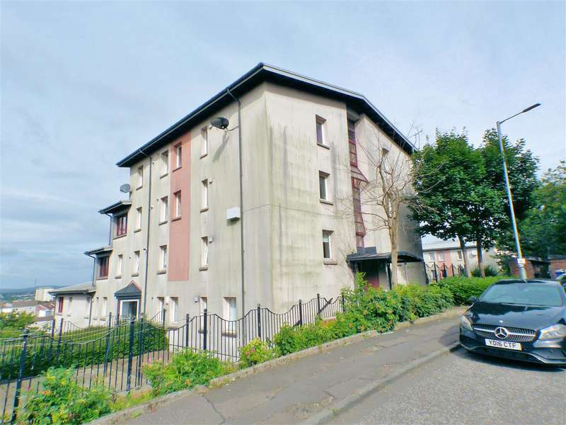 2 Bedrooms Apartment Flat for sale in Crown Avenue, Clydebank, Flat 3/1, GLASGOW