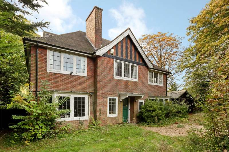 5 Bedrooms Detached House for sale in Stoke Row Road, Peppard Common, Henley-on-Thames, RG9