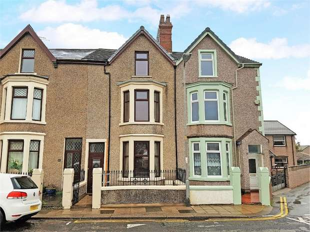 5 Bedrooms Terraced House for sale in Lapstone Road, Millom, Cumbria