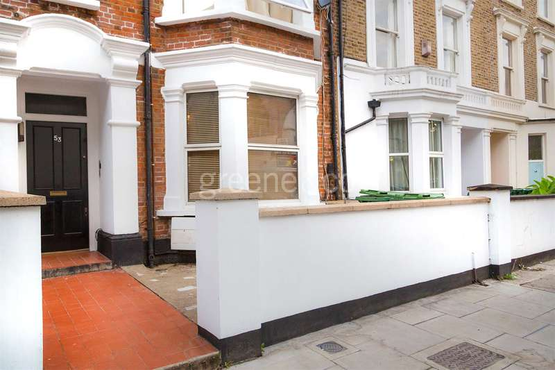3 Bedrooms Flat for sale in Iverson Road, West Hampstead, London, NW6