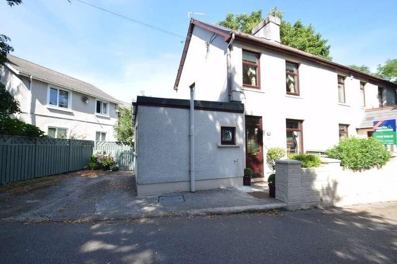 2 Bedrooms Cottage House for sale in 26 Llangewydd Road, Cefn Glas, Bridgend, Bridgend County Borough, CF31 4JW.