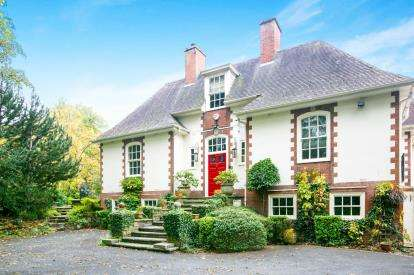 6 Bedrooms Detached House for sale in Ivy Lane, Macclesfield, Cheshire