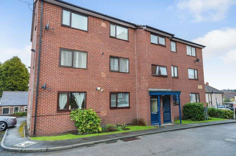 2 Bedrooms Flat for rent in Gerard Road, Rotherham