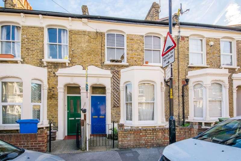 1 Bedroom Flat for sale in Geldart Road, Peckham, SE15
