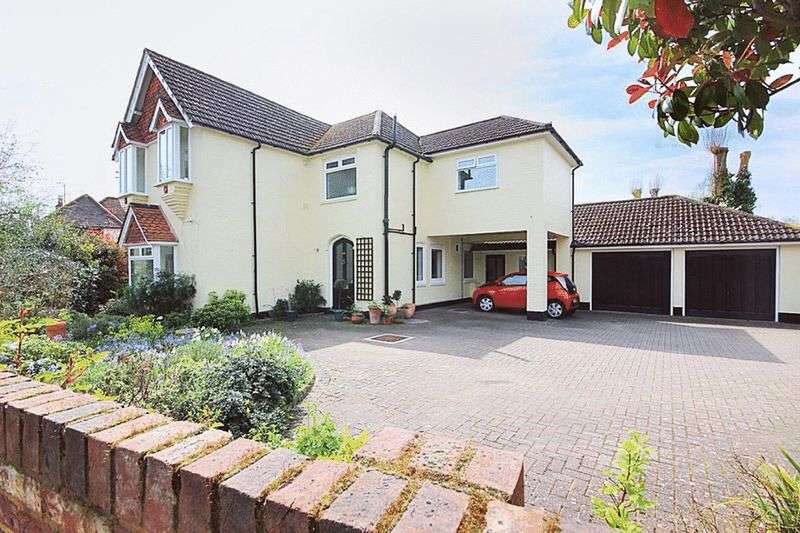 5 Bedrooms Detached House for sale in High Street, Sandhurst