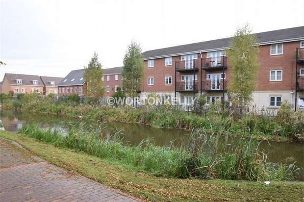 2 Bedrooms Flat for sale in Bagnalls Wharf, WEDNESBURY, West Midlands